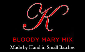 K Bloody Mary Mix